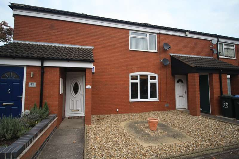 2 Bedrooms Maisonette Flat for sale in Loach Drive, Coventry, West Midlands, CV2
