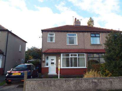 3 Bedrooms Semi Detached House for sale in West Drive, Lancaster, LA1