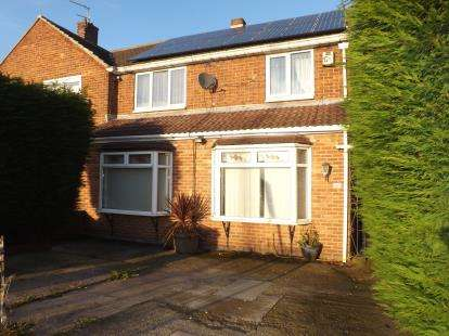 3 Bedrooms Semi Detached House for sale in Winskell Road, Simonside, South Shields, Tyne and Wear, NE34