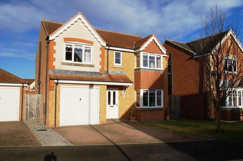 5 Bedrooms Detached House for sale in Weymouth Drive, Biddick Woods