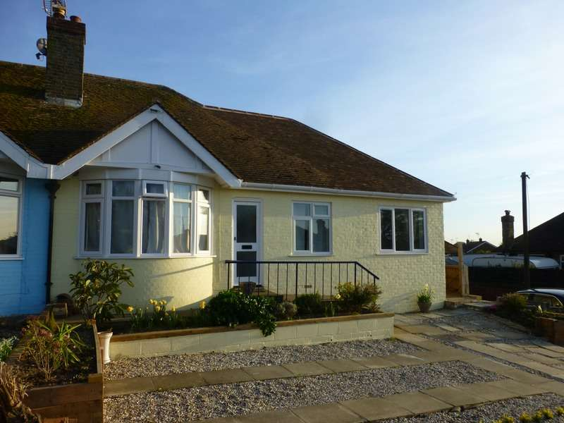 3 Bedrooms Bungalow for sale in saxon road, ramsgate, Kent, CT11
