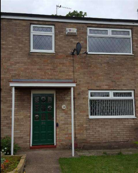 3 Bedrooms Terraced House for sale in Roborough Close, Hull