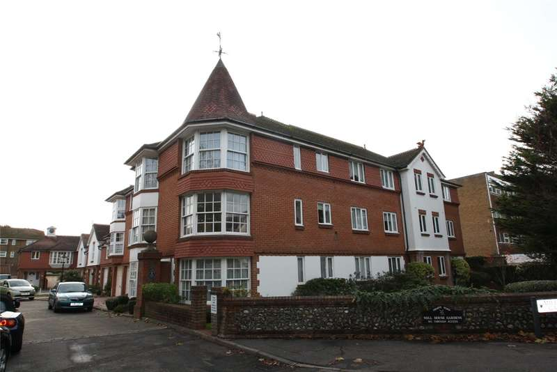 2 Bedrooms Apartment Flat for sale in Mill House Gardens, Mill Road, West Worthing, BN11