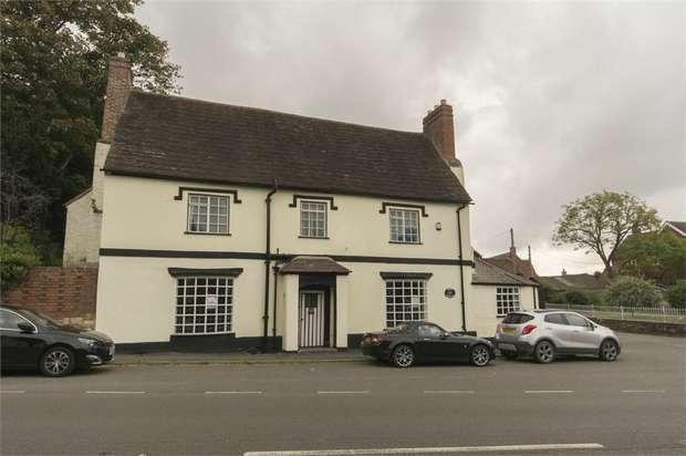 5 Bedrooms Detached House for sale in Dorrington, Dorrington, Shrewsbury, Shropshire