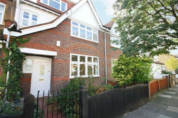 5 Bedrooms Terraced House for rent in Greenend Road, Chiswick