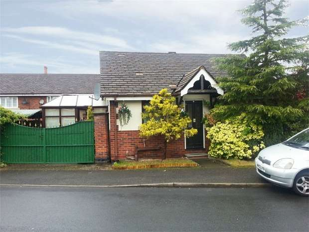 2 Bedrooms Detached Bungalow for sale in Marleyer Close, Manchester