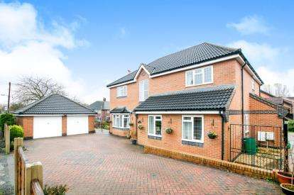 4 Bedrooms Detached House for sale in New Road, Anderton, Northwich, Cheshire