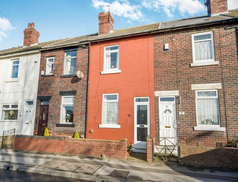 2 Bedrooms Property for sale in Wombwell Lane, Barnsley, S70