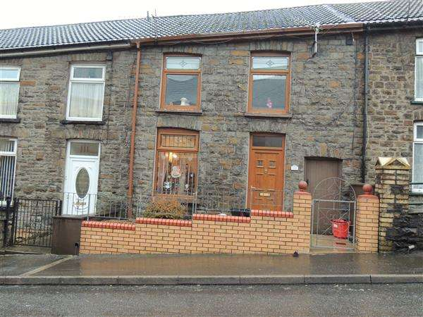 3 Bedrooms Terraced House for sale in HIGH STREET, Cymmer, Porth