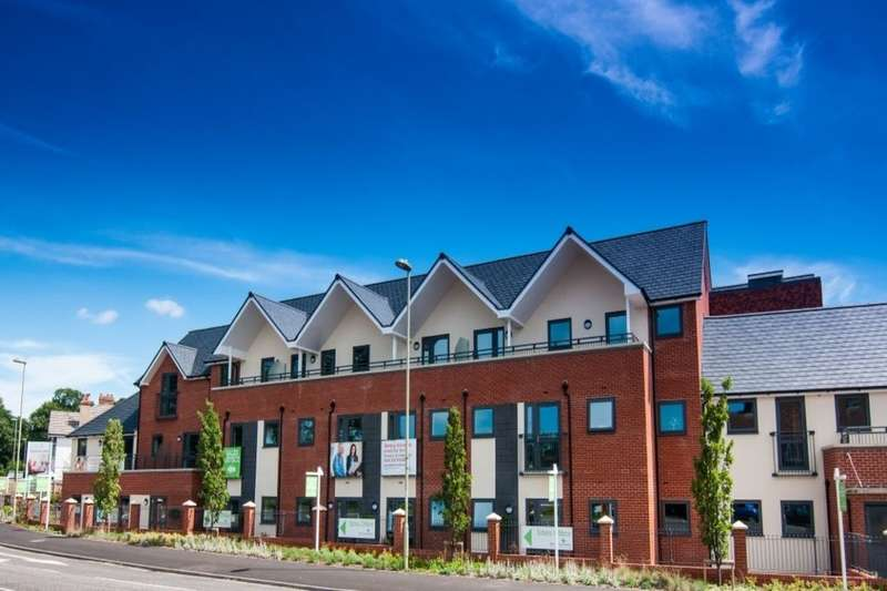 2 Bedrooms Flat for sale in Folland Court, Hamble Lane, Hamble, Southampton, SO31