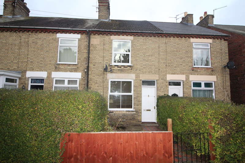 2 Bedrooms Terraced House for sale in New Road, Woodston, Peterborough, PE2 9HE