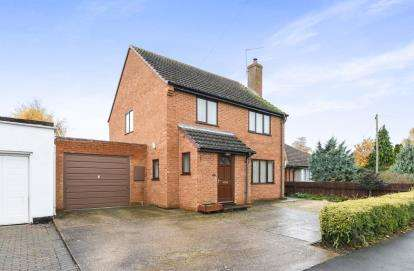 3 Bedrooms Detached House for sale in Lichfield Avenue, Evesham, Worcestershire