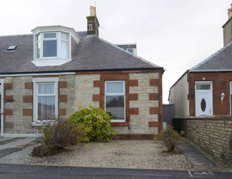 1 Bedroom Cottage House for sale in Briarhill Road, Prestwick, KA9