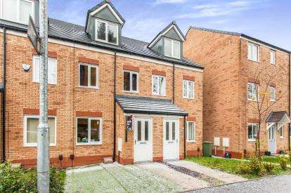 3 Bedrooms Terraced House for sale in Academy Way, Lostock, Bolton, Greater Manchester, BL6