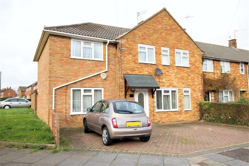 4 Bedrooms End Of Terrace House for sale in Warners End, Hemel Hempstead