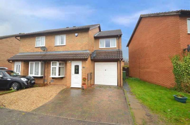 3 Bedrooms Semi Detached House for sale in Bolbeck Park