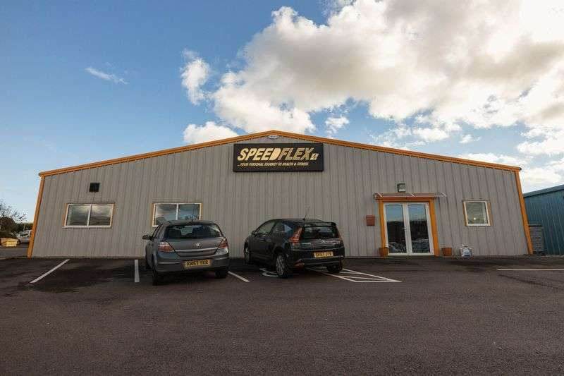 Property for sale in Gym Premises Laurencekirk Business Park, Laurencekirk