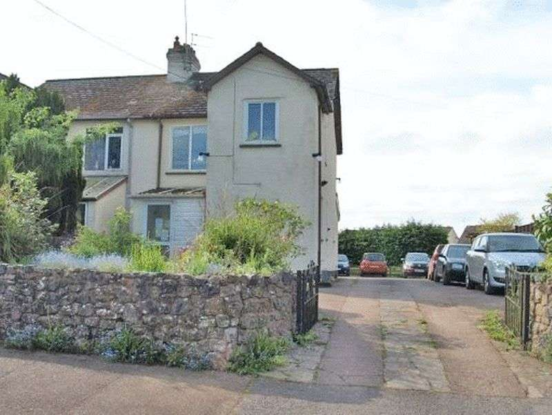 3 Bedrooms Semi Detached House for sale in Coach Road, Silverton