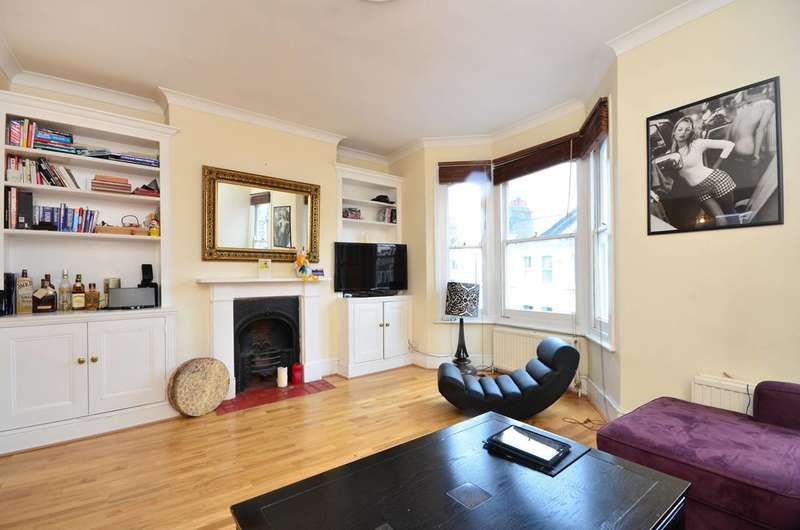 3 Bedrooms Flat for sale in Dawes Road, Fulham Broadway, SW6