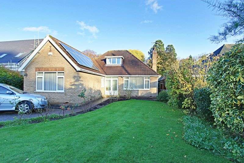 3 Bedrooms Detached Bungalow for sale in Croft Drive, Anlaby
