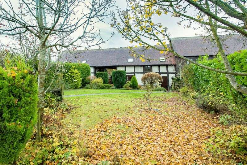 3 Bedrooms House for sale in Wellington, Hereford, HR4 8BB