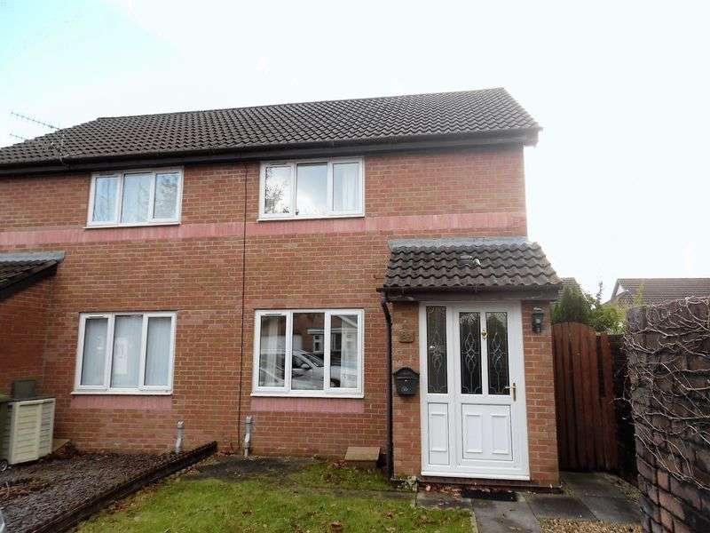 2 Bedrooms House for sale in Glan-Y-Nant Tondu Bridgend CF32 9DT