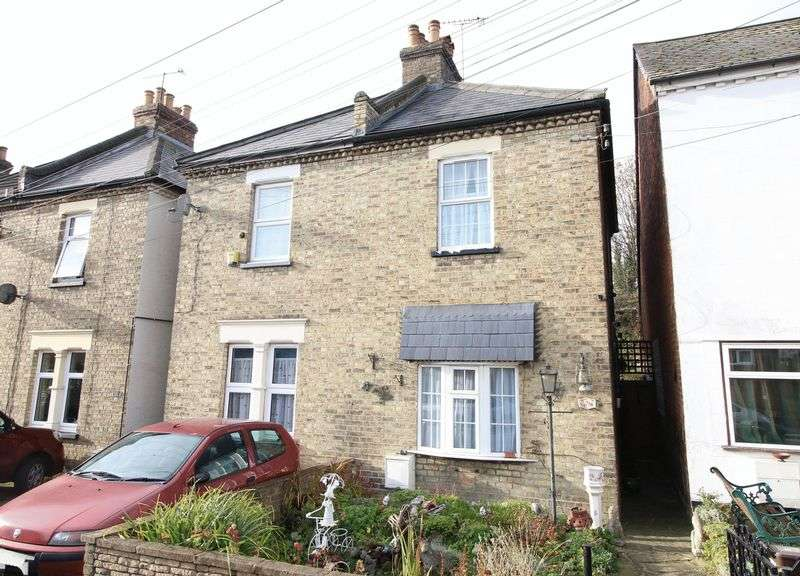 3 Bedrooms Semi Detached House for sale in Lancaster Road, New Barnet
