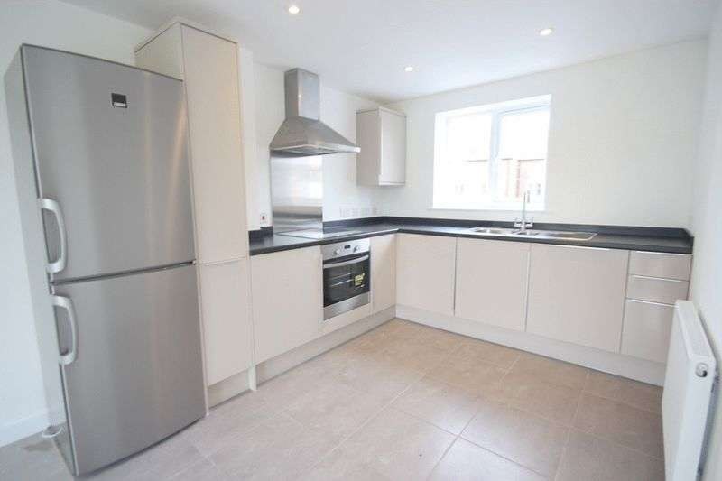 2 Bedrooms Terraced House for sale in Taberna View, Woodseaves