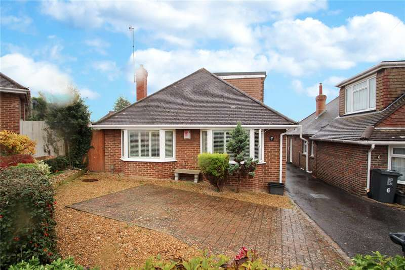 4 Bedrooms Detached Bungalow for sale in Northease Close, Hangleton, Hove, BN3