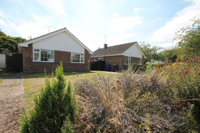 2 Bedrooms Detached Bungalow for sale in Church Meadow, Barton Mills, IP28 6AT