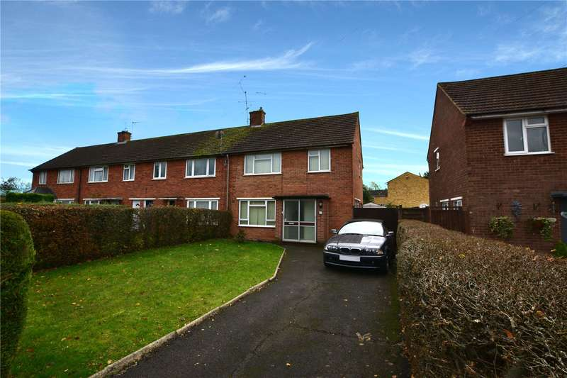 3 Bedrooms End Of Terrace House for sale in Virginia Way, Reading, Berkshire, RG30