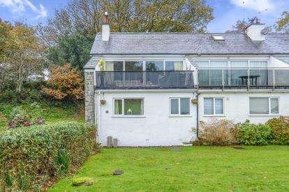 2 Bedrooms End Of Terrace House for sale in Glyn Y Mor, Llanbedrog, Gwynedd, LL53