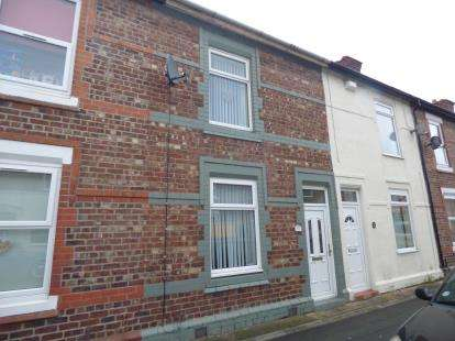 2 Bedrooms Terraced House for sale in Dudley Street, Warrington, Cheshire, WA2