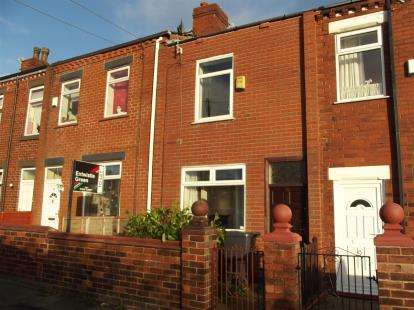 2 Bedrooms Terraced House for sale in Billinge Road, Wigan, Greater Manchester, WN5