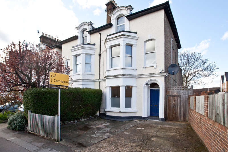 4 Bedrooms Semi Detached House for sale in Clifton Road, Kingston Upon Thames, KT2