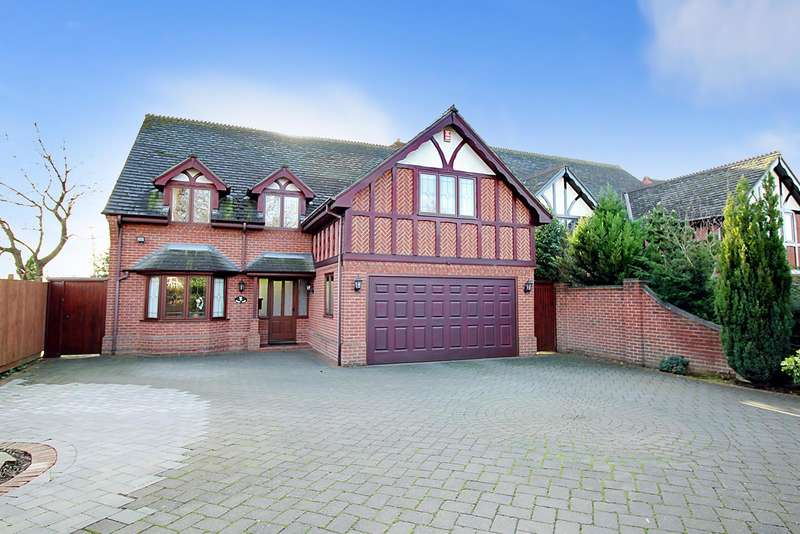 5 Bedrooms Property for sale in Derby Road, Risley