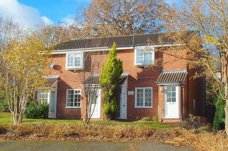 1 Bedroom Flat for sale in Perryfields Close, Oakenshaw South. Redditch