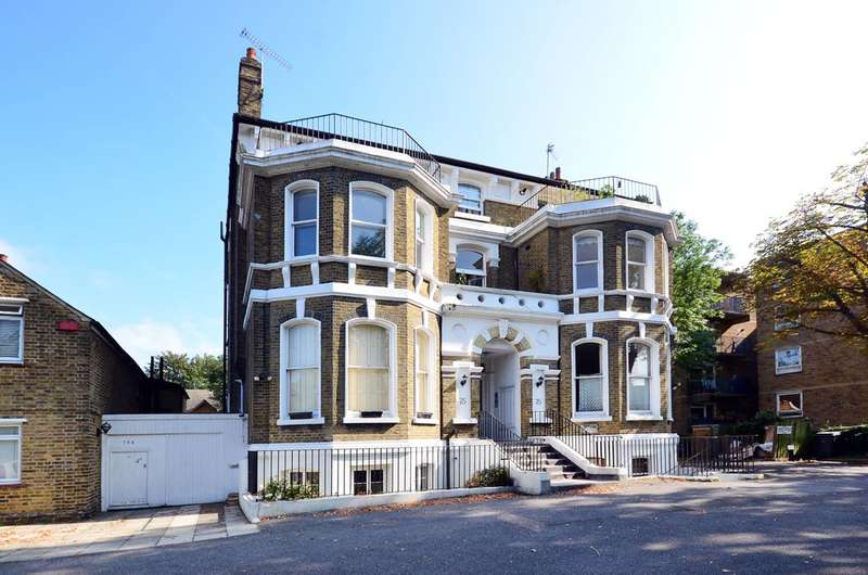 3 Bedrooms Flat for sale in Leigham Court Road, Streatham Hill, SW16