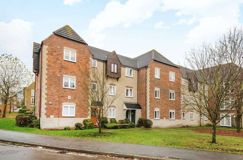 2 Bedrooms Flat for sale in Willow Brook, Abingdon