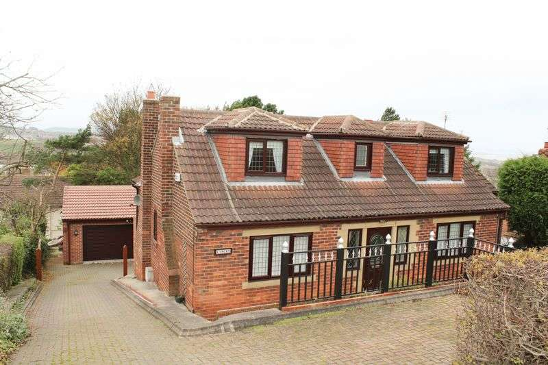 4 Bedrooms Detached House for sale in Saltburn Road, Brotton