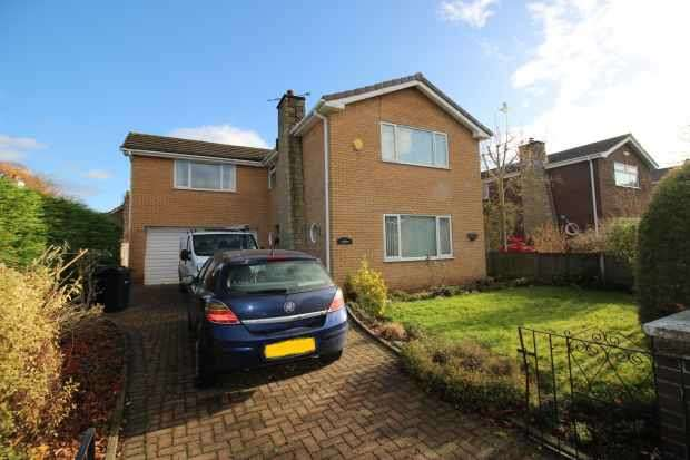 4 Bedrooms Detached House for sale in Bellevue Ln, Chester, Cheshire, CH3 7EJ