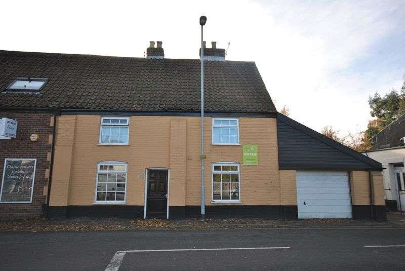 3 Bedrooms Cottage House for sale in George Hill, Norwich