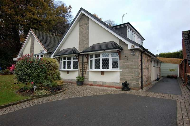 4 Bedrooms Bungalow for sale in Horsham Avenue, Lawnswood, Wordsley, DY8 5LU