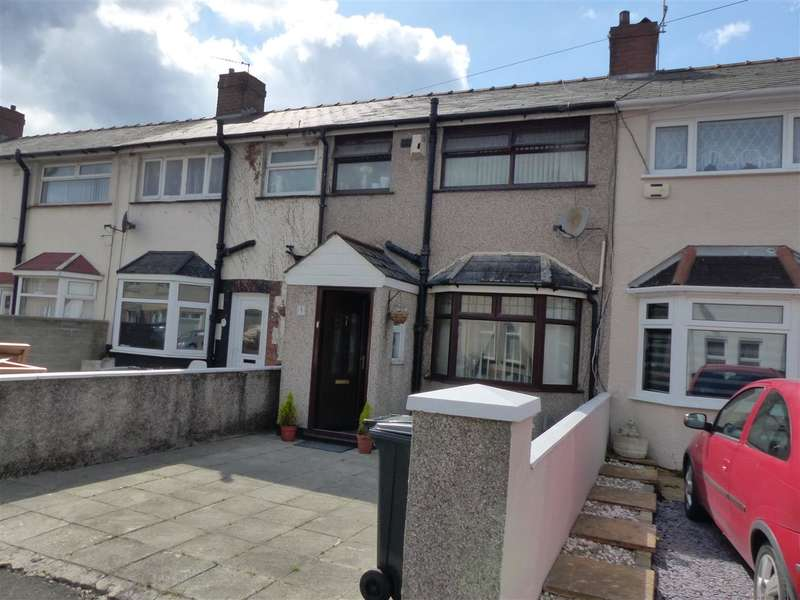 3 Bedrooms Terraced House for sale in Barthropp Street, Newport