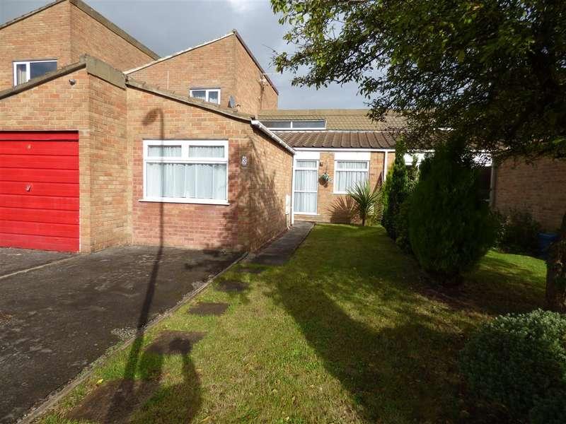 2 Bedrooms Terraced House for sale in Cedar Close, Bulwark, Chepstow