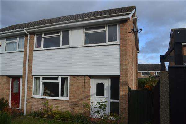 4 Bedrooms Semi Detached House for sale in Ashvale, Cambridge