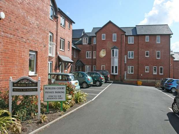 1 Bedroom Retirement Property for sale in Gravel Hill, Ludlow, Shropshire