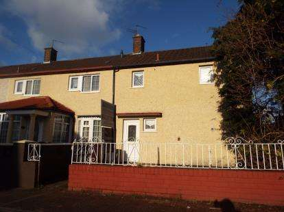 2 Bedrooms End Of Terrace House for sale in Clorain Close, Liverpool, Merseyside, L33