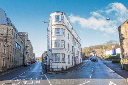 2 Bedrooms Flat for sale in The Royal Lofts, Sowerby Street, Sowerby Bridge, West Yorkshire
