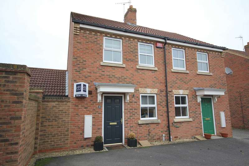 2 Bedrooms Semi Detached House for sale in Viney Lane, Fairford Leys